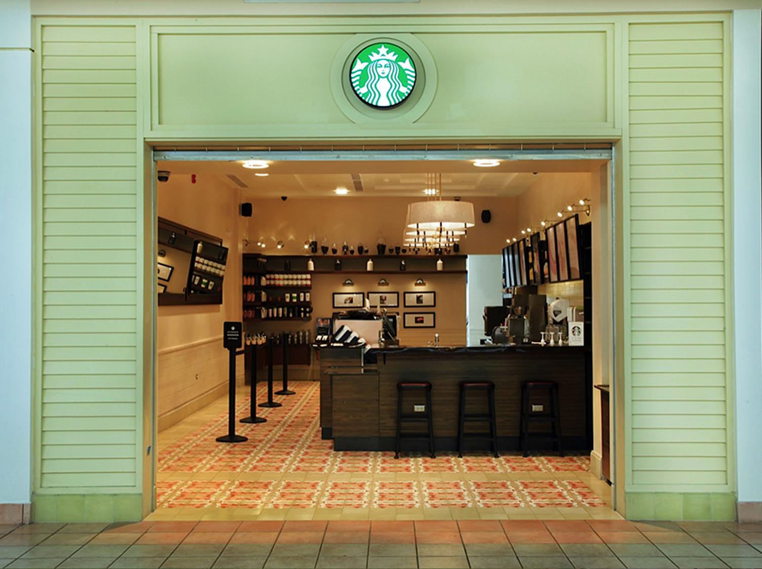 starbucks coffee store pieri architects